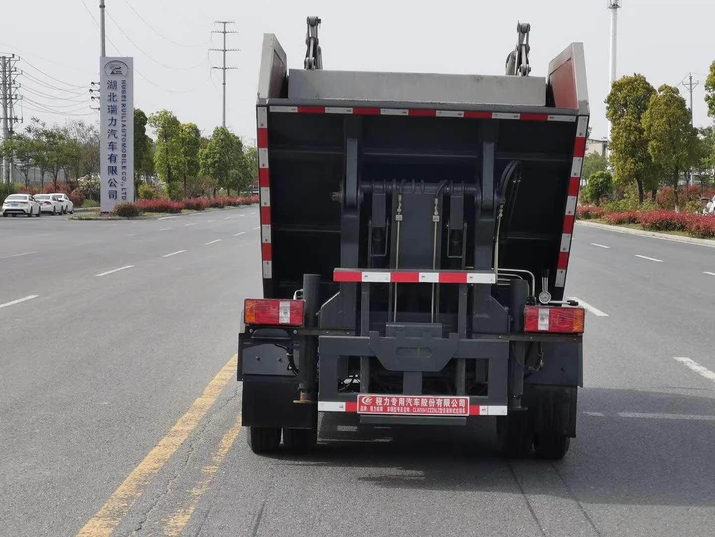 垃圾清运车,轻松解决环卫小区公园城乡垃圾运输(图2)